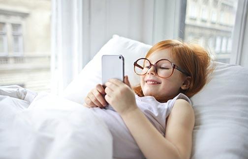 Safe Phones for Children