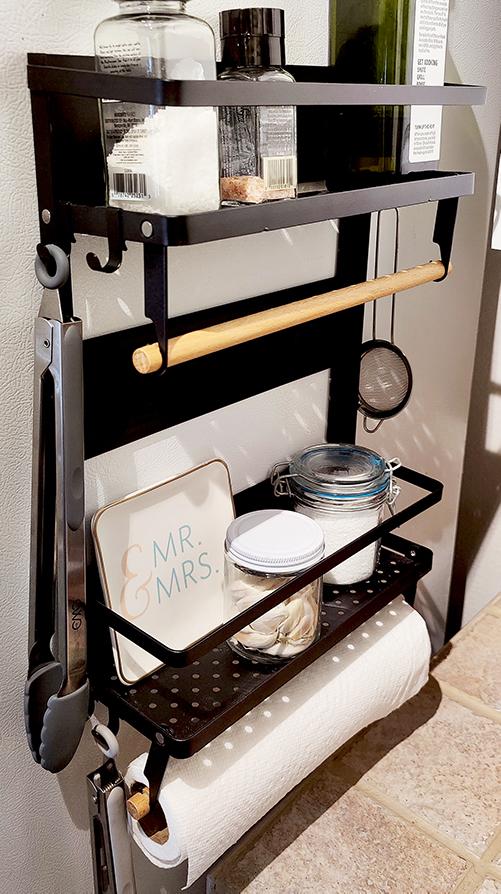 Minimalist Kitchen Organizer