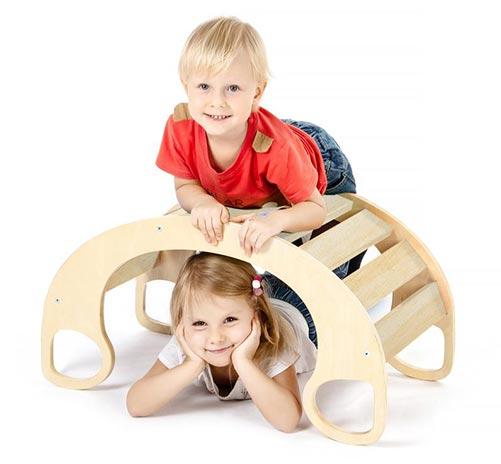 Montessori Climbing Rocker