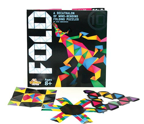 Origami Puzzles for Kids
