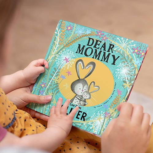 Dear Mommy- Adorable Books for Mom