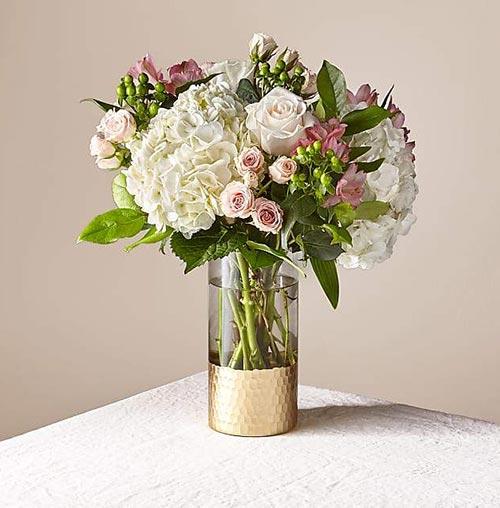 Flower Greetings for New Homes