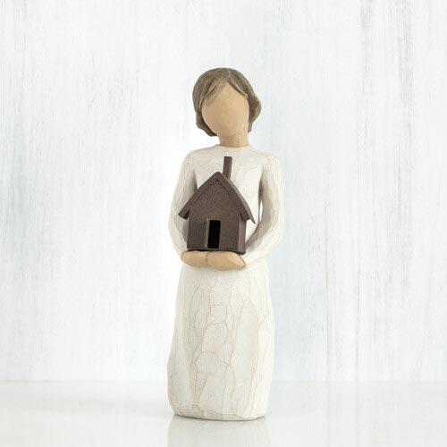 Mi Casa - Willow Tree Figurine