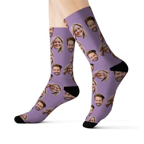 Personalized Photo Socks for Men