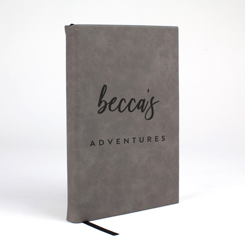 Personalized Adventure Log for Farewell Gift