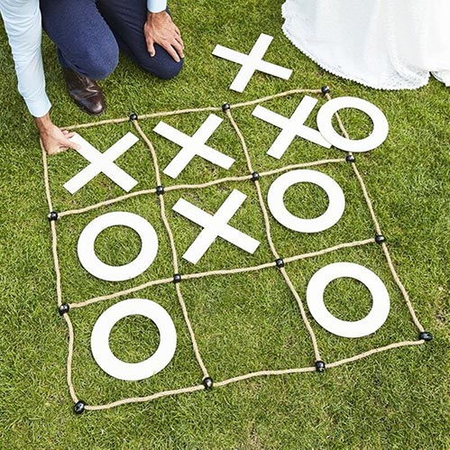 Noughts and Cross Game