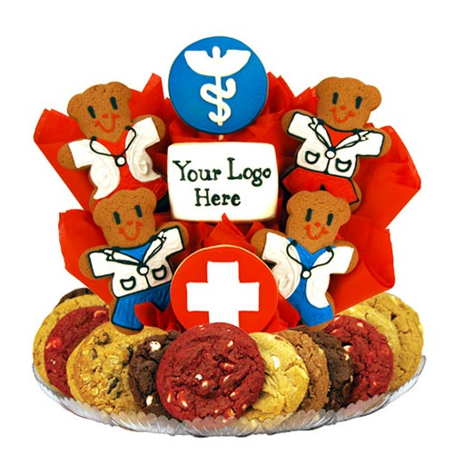 Physician Assistant Themed Cookies