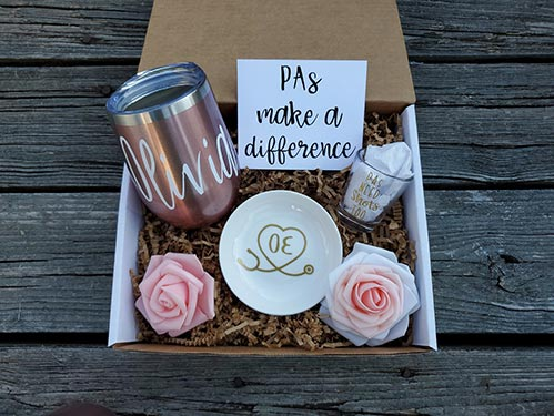Physician Assistant Gift Box
