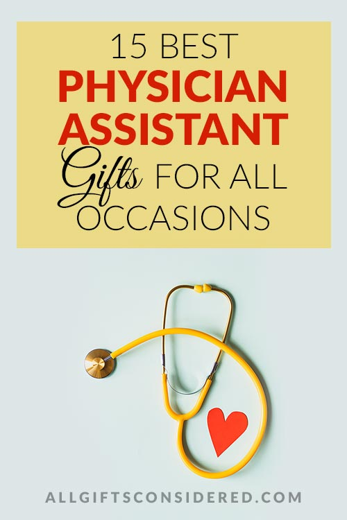 Physician Assistant Gift Guide