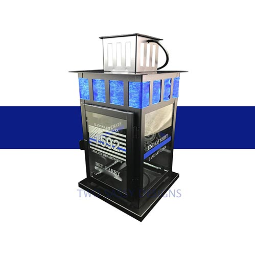 Best Personalized Lanterns for Police Officer