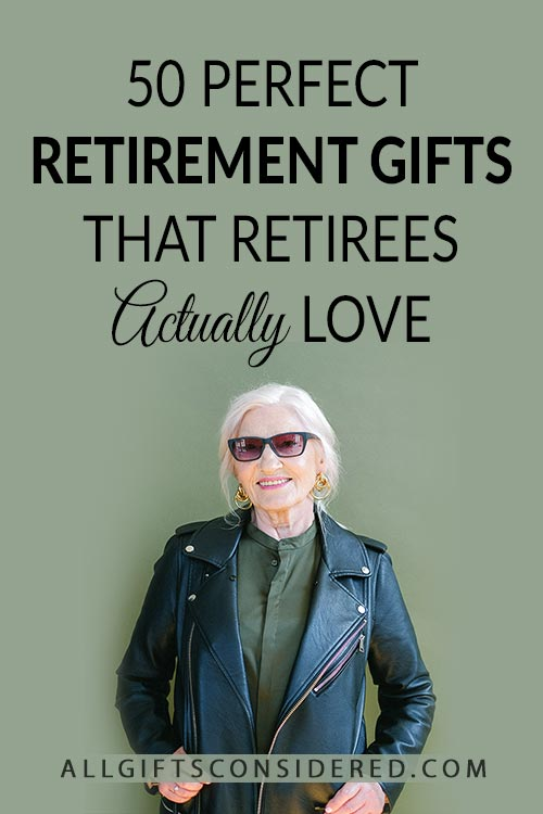 Best Gifts for Any Retiree