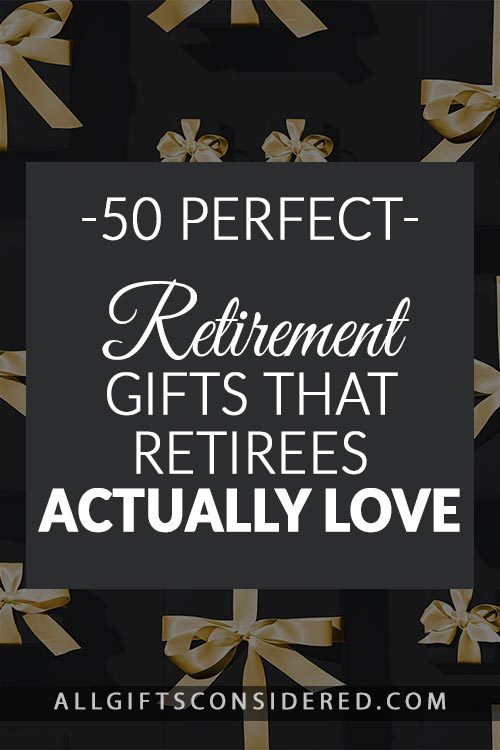 Gifts That Retirees Will Actually Love