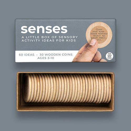 Sensory Activity Ideas