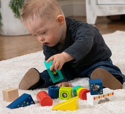 Sensory Blocks for Kids