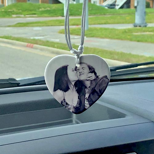 Best Sweet 16 Gifts for Friends: Custom Car Accessory