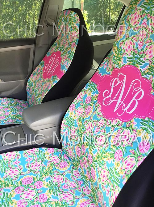 Sweet 16 Birthday Gift: Car Seat Covers