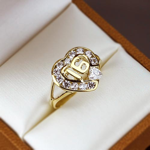 Sweet 16 Rings
