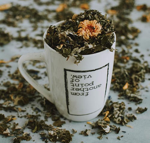 DIY Gifts: Make Your Own Tea