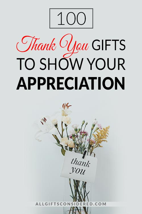 Best Thank You Gifts