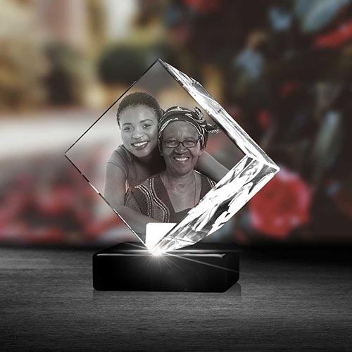 3D Photo Crystals