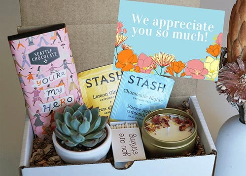 Best Thank You Gift Box