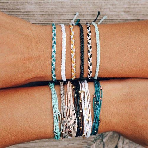 Boho Bracelets for Travelers