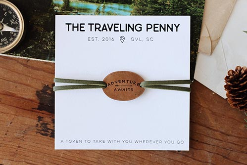 Adorable Travel Penny