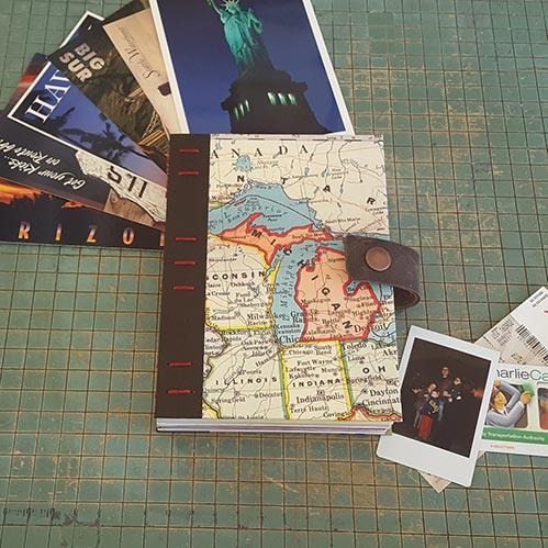 Traveler Scrapbook