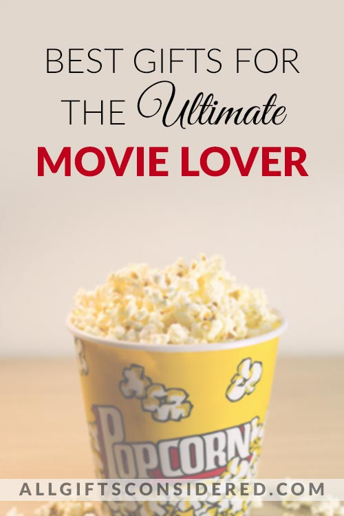 Ultimate Movie Lover Gift Guide