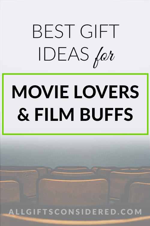 Movie Lovers Gift Guide