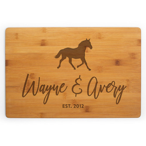 Cutting Boards for Horse Vets