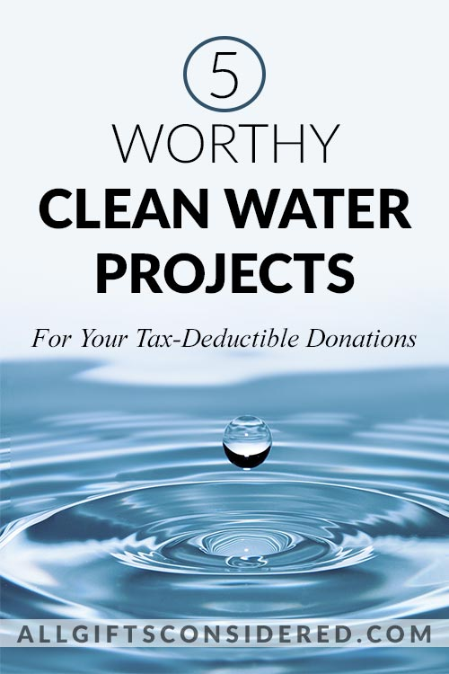 5 Amazing Clean Water Projects