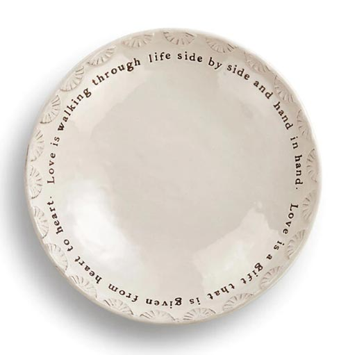 Love is... Plate