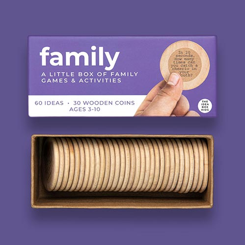 Little Box of Family Activities