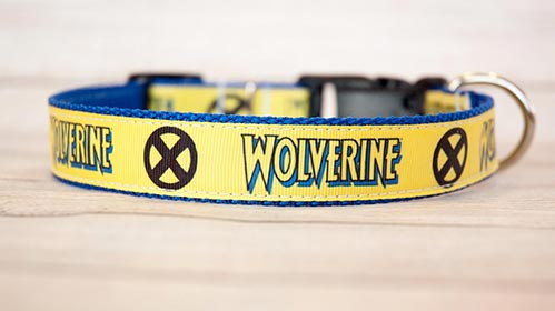 Wolverine Dog Collars